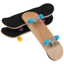 P-Rep WIDE 28mm Basic Complete Wooden Fingerboard -Maple with Bearings and Nuts