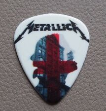 Metallica - Manchester 28/10/17 Worldwired Tour 100%Authentic RARE Guitar pick