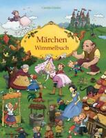 Märchen Wimmelbuch für Kinder ab 3 Jahren (Bilderbuch ab 3 Jahre, Mein Gebrüder