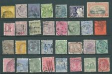Handstamped Flags, National Emblems Single British Colony & Territory Stamps