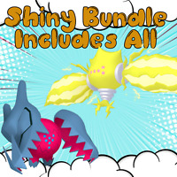 ✨ULTRA SHINY REGIDRAGO REGIELEKI - Pokemon Sword and Shield Crown Tundra 6IV