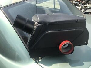 Ford SX SY Territory Cold Air Intake Box And Filter Upgrade Flow See Pictures