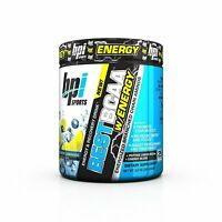 BPI Sports Best BCAA w/ Energy Boost Your Performance & Endurance 25 Servings