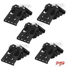 5x FMA Safariland Quick Locking System Kit Holster QLS TB1042 BK