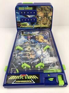Martian Invaders Toy Pinball Machine