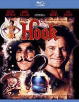 Hook (Blu-ray Disc, 2015, Region Free) Dustin Hoffman, Robin Williams,4339645512