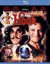 HOOK (Blu-ray Disc, 2015) New / Factory Sealed / Free Shipping
