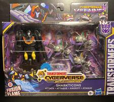 Transformers Cyberverse Battle For Cybertron, Sharkticons Hot Rod 2019