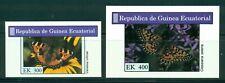 Equatorial Guinea Michel BL #242-243 MNH Butterflies FAUNA $$