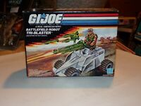 GI Joe Vintage ARAH 1988 Battlefield Robot TRI-BLASTER Mint in Sealed Box Hasbro