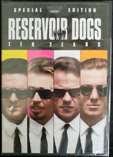 Reservoir Dogs (Dvd, 2003, 10th Anniversary Edition) Brand New Factory Sealed