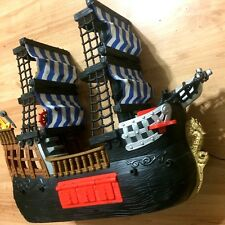 Fisher Price Imaginext Pirate Ship -Pirates of the Caribbean Edition RARE