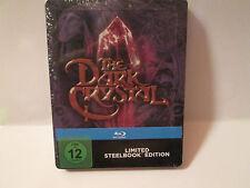 The Dark Crystal (Bluray Steelbook) Import Region Free OOP