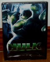 EL INCREIBLE HULK DVD NUEVO PRECINTADO FANTASTICO CIENCIA FICCION (SIN ABRIR) R2