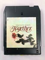 TOGETHER Today's Love Hits KTel NU9478 8 Track Tape 1979 Ambrosia Peaches & Herb