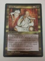 MTG Magic the Gathering English Grim Feast 1996 Mirage NM
