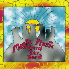 Third Ear Band Magic Music CD NEW SEALED 1997