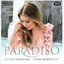 Paradiso by Ennio Morricone & Hayley Westenra CD, FACTORY SEALED