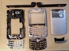 Blackberry OEM Front FULL Housing Lens Keyboard Trackball - CURVE 8300 8310 8320