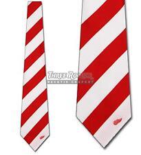 Red Wings Ties Detroit Red Wings Neckties Mens Licensed Hockey Neck Tie NWT