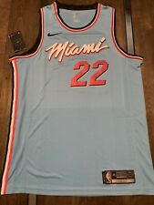 Jimmy Butler Blue Miami Heat Vice City Jersey Size Large New With Tags
