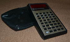 Calcolatrice Texas instruments TI-30 - Red LED display + Custodia, vintage (2)