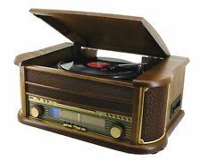 Soundmaster NR513A Nostalgie Stéréo Centre Musical avec Encoding-Funktion