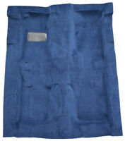 1975-1980 Ford Granada Carpet Replacement - Cutpile - Complete   Fits: 4DR
