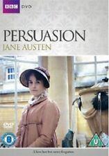 Persuasion (repackaged) DVD 1995 Region 2