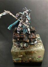 Horus Heresy GW 30K Mortarion primarch of the death guard Golden Demon finaliste