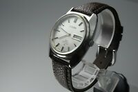 Vintage 1972 JAPAN SEIKO LORD MATIC WEEKDATER 5606-7230 25Jewels Automatic.
