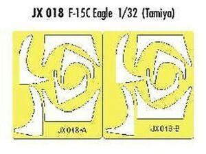 Eduard 1/32 F-15C Eagle paint mask # JX018