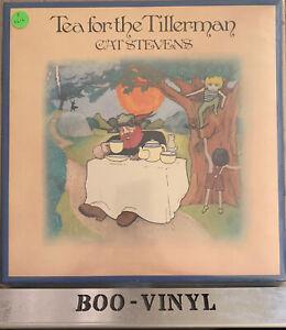 Cat Stevens - Tea for the Tillerman - Vinyl LP - 1970 - Island ILPS 9135 A1/B1
