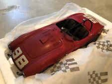 1962 AC Cobra 260 Competition finish line Exoto red / rouge 1/18 (new / neuve)