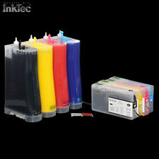 XXL CISS InkTec® Tinte ink für Epson WF-4630DWF WF-4640DTWF WF-5110DW NON OEM