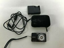 Sony Cyber-shot DSC-W370 14.1MP Digital Camera +Extras