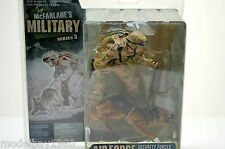 McFARLANE AIR FORCE forze di sicurezza K-9 handler