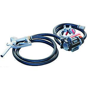 PIUSI BP 3000 12v DC Portable Diesel Battery Kit Transfer Pump