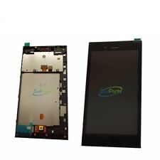 Blackberry Z3 LCD Display Touch Screen with Digitizer full Assembly With Frame