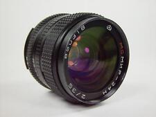 Full frame lens MC Mir 24 N f/2/35 mm Nikon bayonet. s/n 890318.