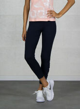 Adidas Ess Lin Tight Leggings Donna Blu L