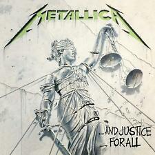 Metallica And Justice for All Remastered Deluxe Limited Edition Box set Vinyl