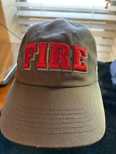 Oklahoma Fire Ball Cap MDA