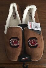 Campus Footnotes South Carolina Chestnut Mens Houseshoes Size L(11-12) Nwt