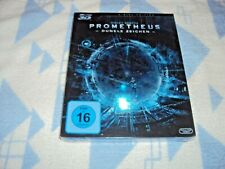 Prometheus - Dunkle Zeichen [3D Blu-ray + Blu-Ray + Bonus Disc] NEU OVP