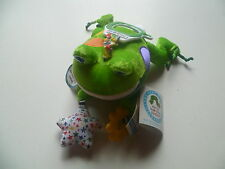 The Very Hungry Caterpillar Frog Activity Soft Toy