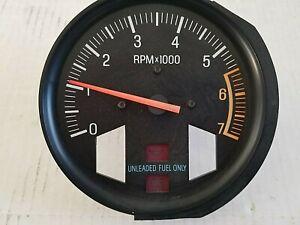 83-88 Ford Ranger Tachometer RPM Tach Bronco II 84 85 86 87 Bronco 2 Pickup OEM