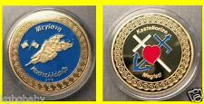 Greek Megisti Kastellorizo (Island) ~Gold Plated Collectable-Limited - C.O.A.inc