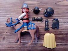 Playmobil Ritter mit Pferd