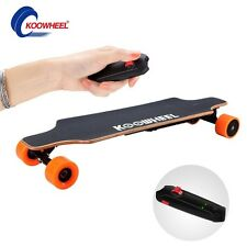 KOOWHEEL D3M e-Skateboard / Longboard orange | 2017 updated version, 5500mAh NEU